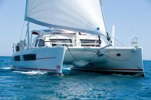 Catana 42 version propriétaire : Navigating